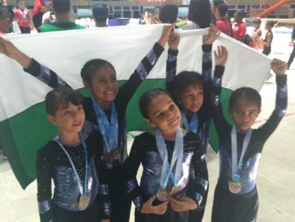 Buen desempeño de Antioquia en Campeonato Nacional