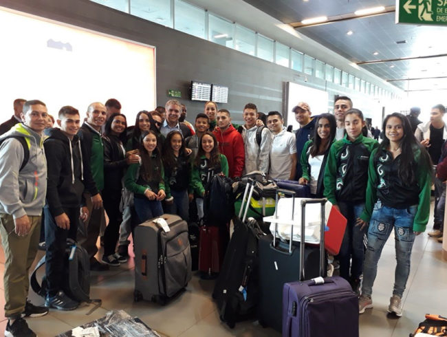 Antioquia busca conquistar Campeonato Nacional de Gimnasia Artística