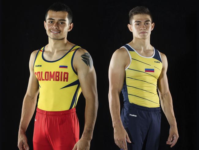 ¡Los hermanos Martínez se consolidan como el uno y dos de la Gimnasia Colombiana!